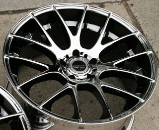 Bremmer Kraft BR05 20 Chrome Rims Wheels BMW E39 E60 5 Series 20 x 8