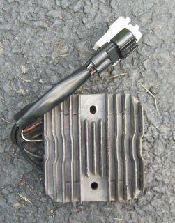 2005 Suzuki Burgman 650 Voltage Regulator Rectifier