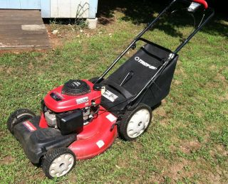 Troy Bilt Lawn Mower Honda Engine 21 Push Mower