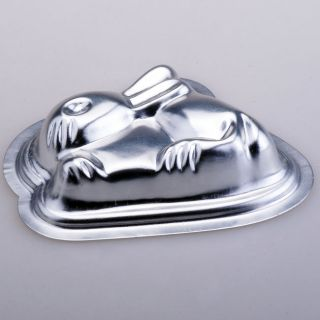 3D Easter Rabbit Shape Cake Pan Mould Mold 4 7 Cake Decorating Tool