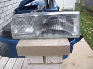Cadillac Allante OEM RIGHT PASSENGER Head Light Headlight 87 88 89 90