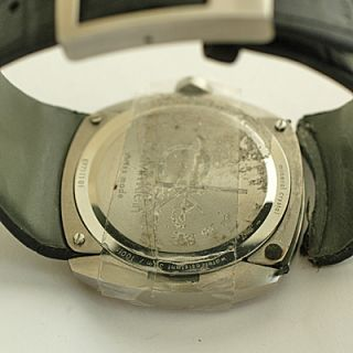 of Calvin Klein CK Mens Stainless Steel Watches as Found Running