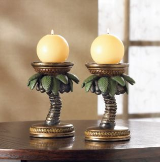 Decorative Art Candle Holder Home Accent Table Decor Display Stand
