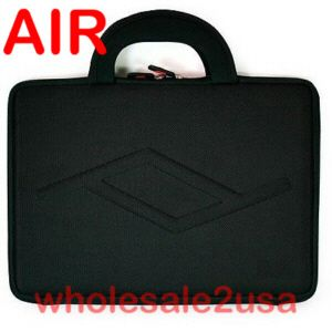Briefcase Laptop Carrying Case for Apple MacBook Air