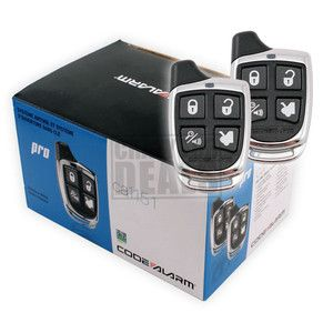 Code Alarm CA1151 Car Truck Security Alarm and Keyless Entry System