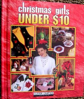 Pattern Craft Book Holiday Decor Christmas Gifts Under $10 Ornaments