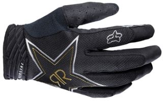 Fox Racing Rockstar Airline Gloves 2012