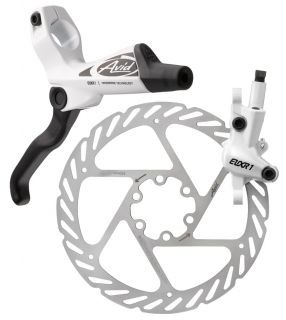 Avid Elixir 1 Disc Brake   White 2012
