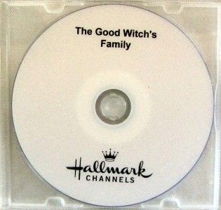 Channel The Good Witchs Family DVD Catherine Bell Chris Potter