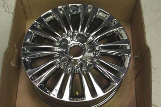 2011 2012 Factory Chrysler Town & Country Limited Chrome 17 OEM Wheel