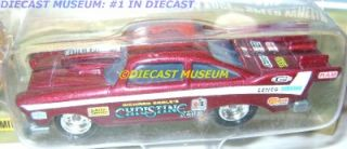 1958 58 Plymouth Fury Christine Funny Car JL Diecast