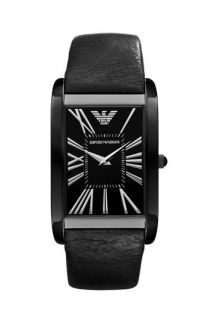 Emporio Armani Large Rectangular Watch