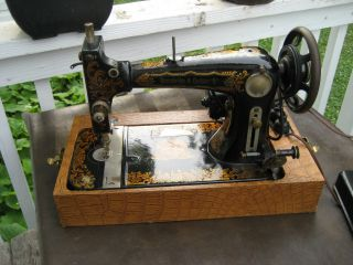 Strawbridge Clothier B Electric Sewing Machine