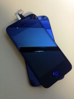 Color Conversion Kit for iPhone 4S Mirror Light Blue