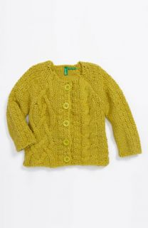 United Colors of Benetton Kids Cable Knit Sweater (Infant)
