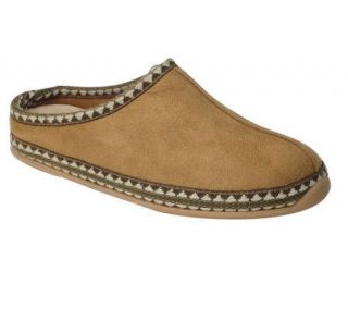 Deer Stags Wherever Mens Indoor/Outdoor Slippers —