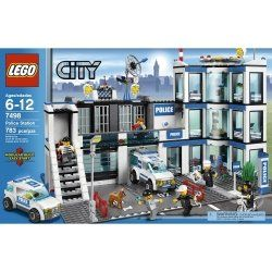 W/ NO BOX BOX WAS DAMAGED NEW SEALED LEGO City Police