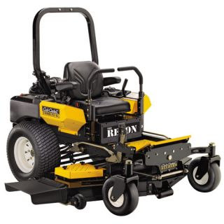 Used 60 Cub Cadet Commercial Zero Turn Lawn Mower 25HP Kohler Command