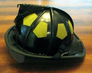 Bullard Firedome Series UST Fire Fighting Helmet