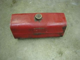Wheel Horse D Series Tractor D160 D180 D200 Gas Fuel Tank with Cap H91