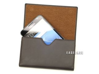 D2 EASECASE Custom Made Leather case for Samsung Galaxy Note