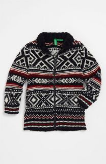 United Colors of Benetton Kids Novelty Sweater (Infant)