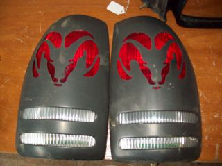 1998 Dodge Dakota Tail Light