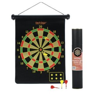 "Dartboard Set Bullseye Target 11 5"" Diameter 6 Darts Ages 10"
