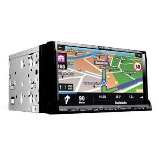 Double 2 DIN 7 in Dash HD Digital Touch Car DVD Player Detachable