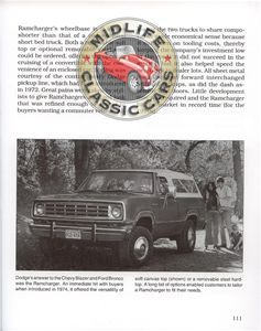 Dodge Power Wagon Photo History Truck WWII Military