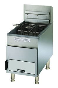 Toastmaster TMFG18 18lb Commercial Gas Deep Fryer