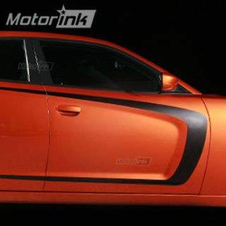 2011 Dodge Charger Body Line C Stripe Decal Kit Accent