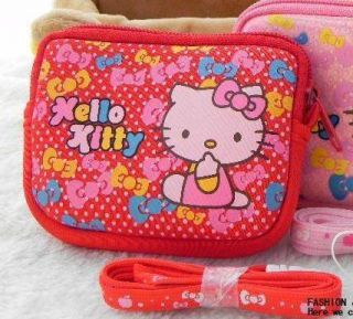 New Hello Kitty DC Digital Camera Phone Case Pouch Bag HB03