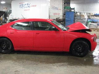 2008 Dodge Charger Rear Axle Differential 3 90 Ratio rwd 27355 Miles