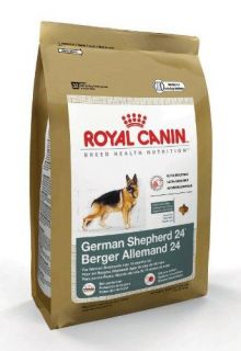 Royal Canin Dry Dog Food, German Shepherd 24 Formula, 33 Pound Bag