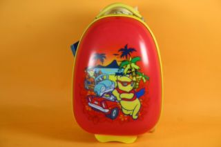 heys kids carryon luggage disney winnie pooh 18 shipping info