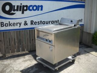 Commercial 18x26 Electric Donut Fryer Model DNF 208V 3 Phase