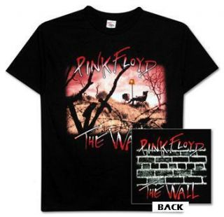 Pink Floyd The Wall Meadow Shirt Roger Waters Medium Large Extra Large