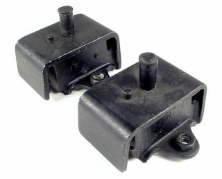 Datsun Engine Motor Mounts Genuine Nissan 240Z 260z 280z 280ZX New