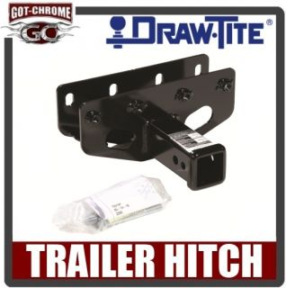 75515 Draw Tite Trailer Hitch Receiver Jeep Wrangler JK 2007 2012