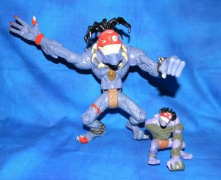 Small Soldiers by Hasbro Dreamworks INSANIAC Gorgonites Action Figure