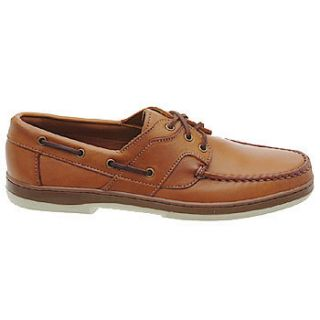 Allen Edmonds Mens Eastport Tan Calf Shoe 43502