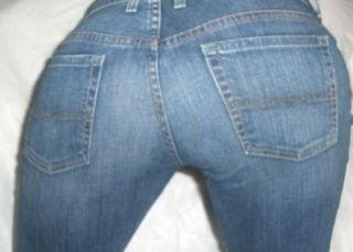 Comfy LUCKY BRAND Easy Rider Light Blue Jeans Button Fly Sz 12 31