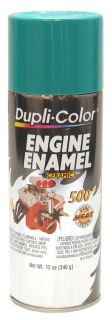 Dupli Color Ford Green Engine Spray Paint with Ceramic
