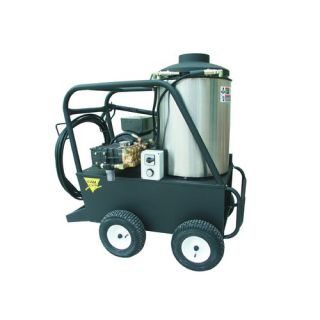 Spray Q Series 3000 PSI Hot Water Electric Pressure Washer 3000QE