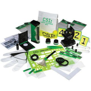 Edu Science CSI Jr Investigator Kit