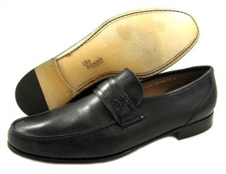 NWD Allen Edmonds Mens Modena Black Loafers Shoes US Left 10 3E Right