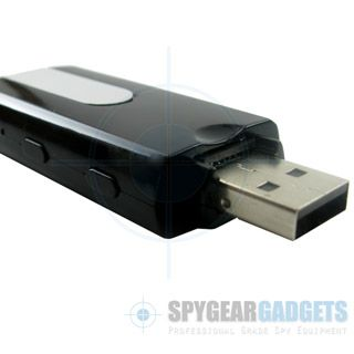 Motion Activated Mini USB Flash Drive Hidden Spy Camera