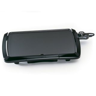 Presto Electric Griddle Cool Touch 16 Inch Model Indoor Nonstick