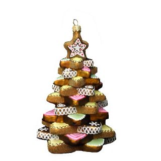 Kurt Adler Polonaise Cookie Christmas Tree Ornament